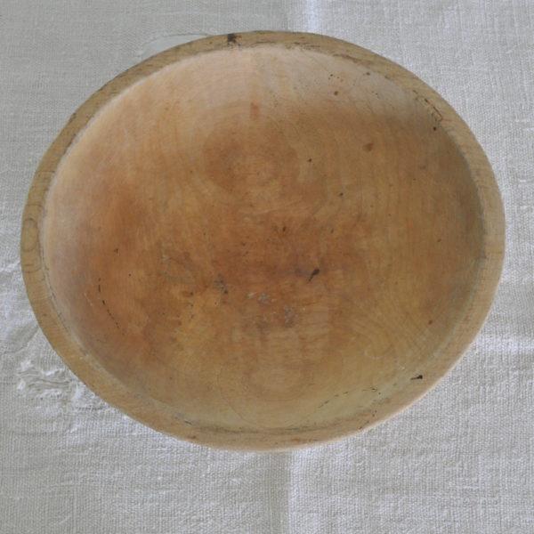 Becky's Farmhouse Wooden Bowl 2