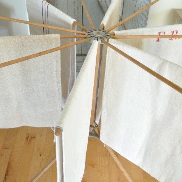 Becky's Farmhouse clothes rack