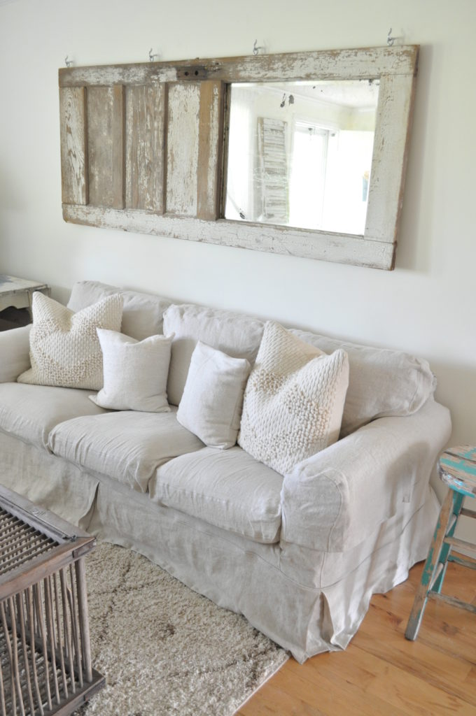 Sofa Slipcovers Becky S Farmhouse