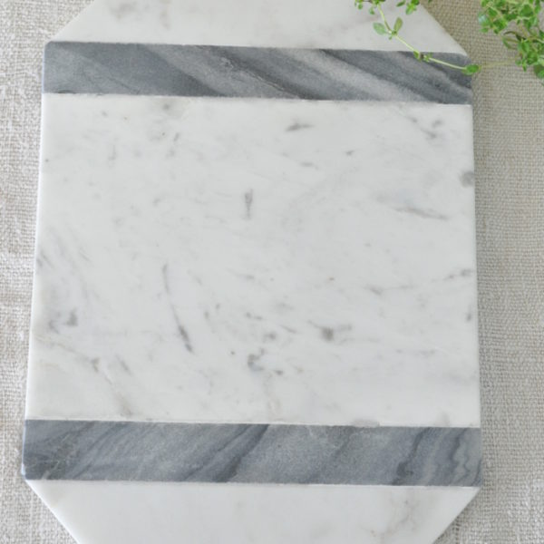 Grey Stripe Cheeseboard 1