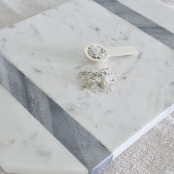 Grey Stripe Marble Cheeseboard 4