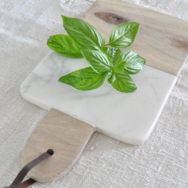 Wood Marble Cheeseboard 2