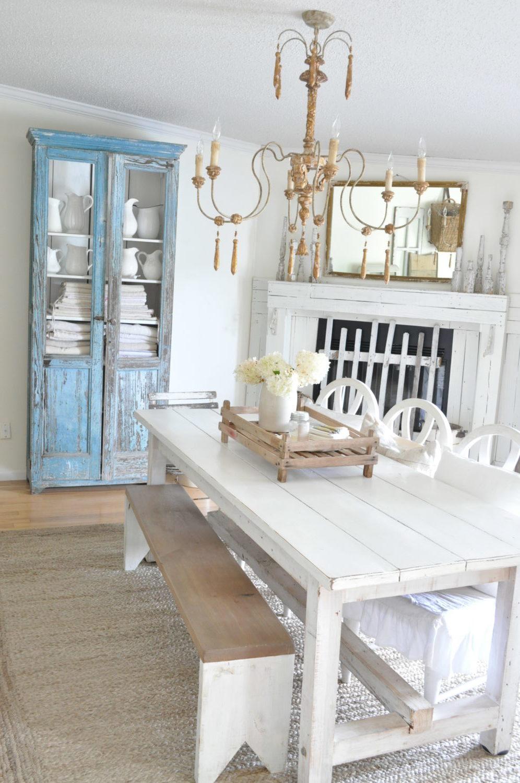 Aidan Gray Chandelier Beckys Farmhouse - Aidan gray dining table
