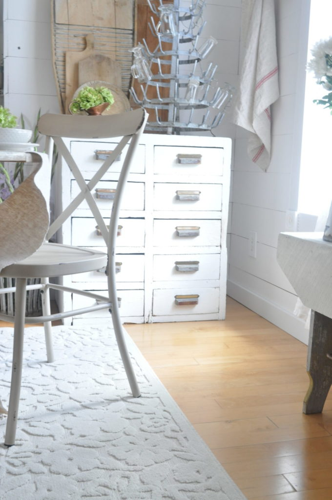 French Farmhouse Chairs from Walmart